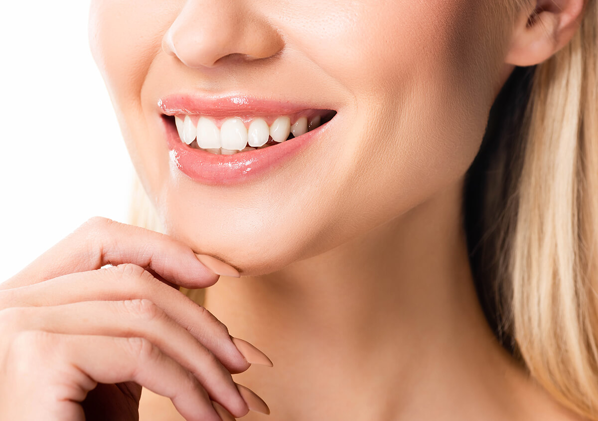 Smile Makeover Procedure at Richard S Bernstein Dds Office in Farmington Hills MI Area