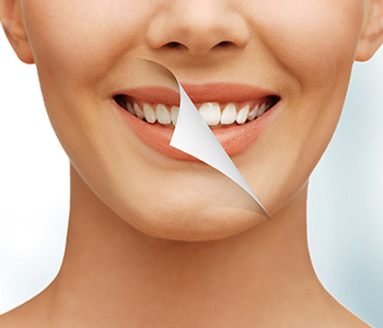 Dr Richard S. Bernstein D.D.S Providing Teeth Whitening Treatment